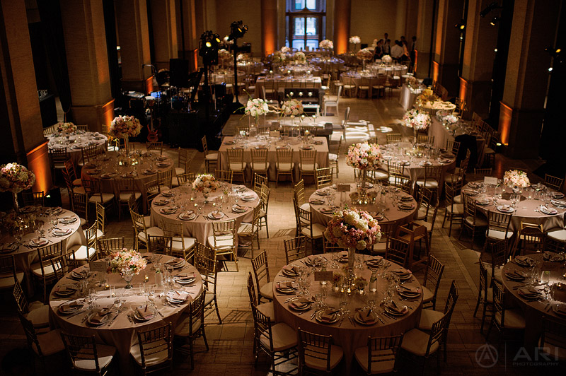 Bently Reserve wedding reception cost
